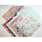 Tropical Summer - Heavyweight Speciality Papers - 8x8 Inches