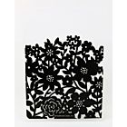 Flower Field Embossing Folder - September 19 Add On