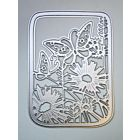 Meadow Panel Cutting Die - December 19 Add On