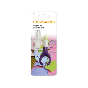 Fiskars Finger Tip Swivel Knife
