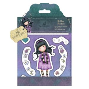 Little Song - Large - Santoro Stamp