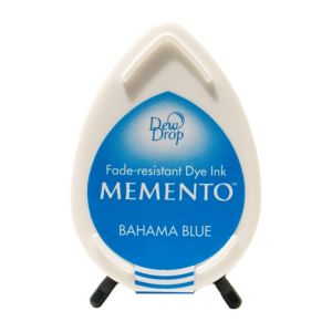 Bahama Blue - Memento Dew Drop Ink Pad