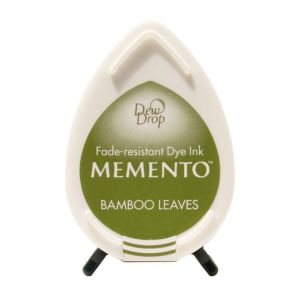 Bamboo Leaves - Memento Dew Drop Ink Pad