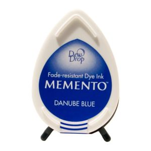 Danube Blue - Memento Dew Drop Ink Pad
