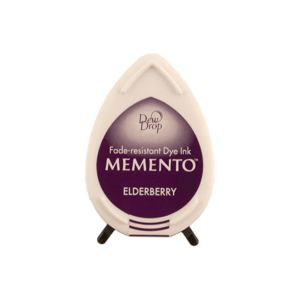 Elderberry - Memento Dew Drop Ink Pad