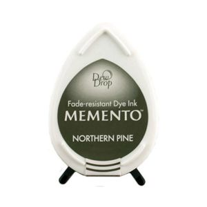 Northern Pine - Memento Dew Drop Ink Pad