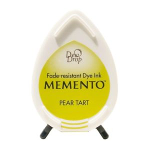 Pear Tart - Memento Dew Drop Ink Pad