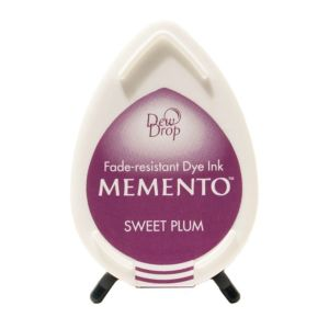 Sweet Plum - Memento Dew Drop Ink Pad