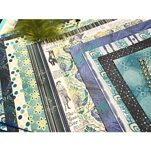 "Atta Girl 6""x6"" Patterned Papers"