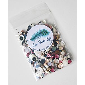 Boho Shine Sequin Mix - Limited Edition
