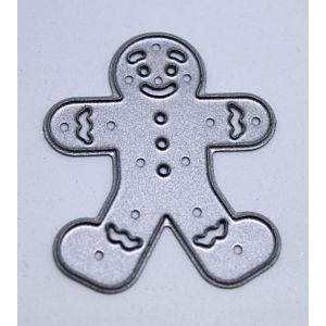 Mini Gingerbread Man Die