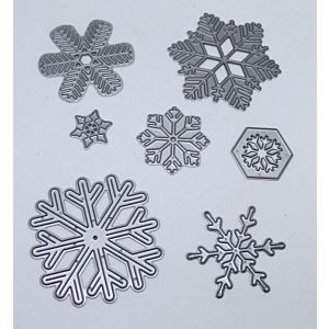 'Simply Snowflakes'  - Cutting Dies