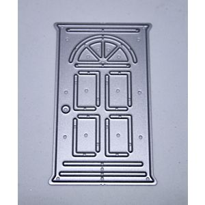 Front Door - Cutting Die