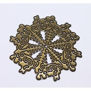 Intricate Snowflake - Cutting Die