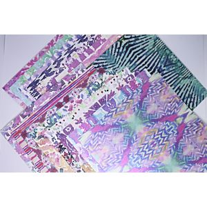 "Watercolour Wonder 8""x8"" Patterned Papers"