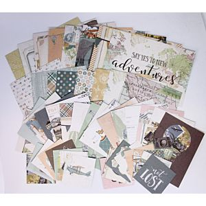 Bon Voyage Journaling Cards - April 19 Add On