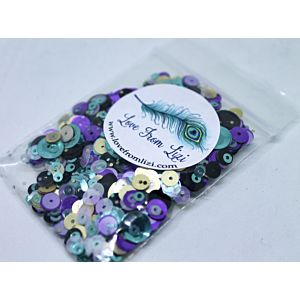 Snap Happy Sequin Mix - Limited Edition - May 19  Add On