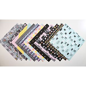 "Snap Happy 6""x6"" Patterned Papers - May 19 Add On"