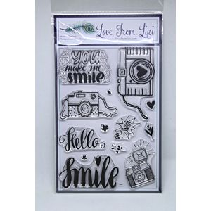 Snap Happy Stamp Set
