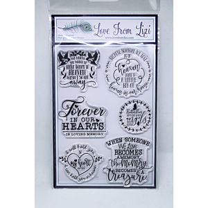 Heaven Held - LFL Stamp Set - June 19 Add On