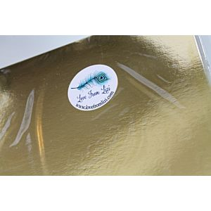 Gold Mirror Cardstock Bundle