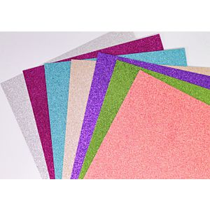 Summer Fruits Glitter Card Stock Bundle - July 19 Add On