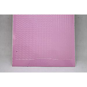 Bubble Peel-Off Stickers - Pink