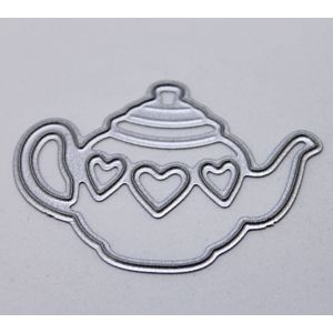 Teapot Cutting Die