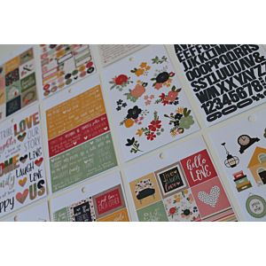 Home Sweet Home Stickers - October 19 Add On