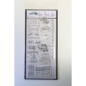 Home Sweet Home LFL Stamp Set