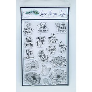 Simple Pleasures LFL Stamp Set