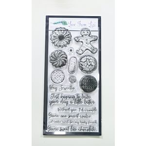 Hey Sweetie LFL Stamp Set