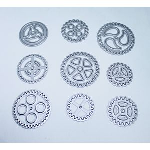 Cog Cutting Dies - March 20 Add On