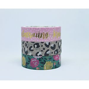 Washi Tape - April 20 Add On