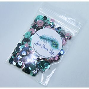 Lucky Bluebird - Sequin Mix - Limited Edition - May 20 Add On