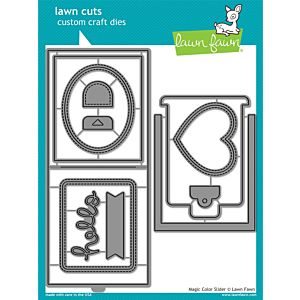 Magic Color Slider - Lawn Cuts - Lawn Fawn