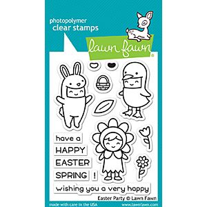 Easter Party - Stamps - Lawn Fawn
