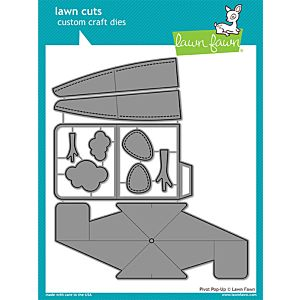 Pivot Pop-Up Dies - Lawn Cuts - Lawn Fawn