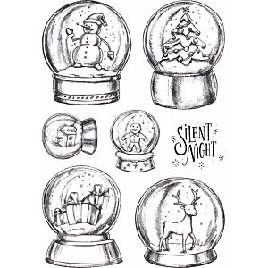 Silent Night LFL Stamp Set - November 19 Add On