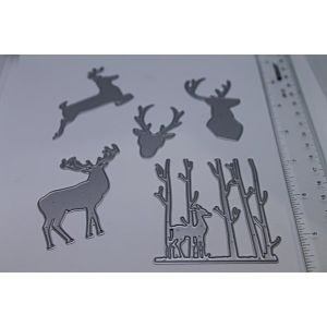 Stag - Cutting Dies