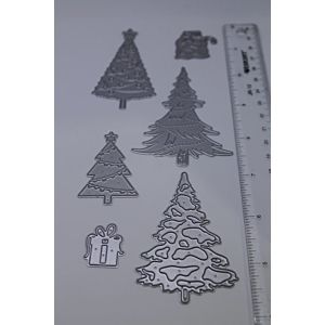 Oh Christmas Tree - Cutting Dies