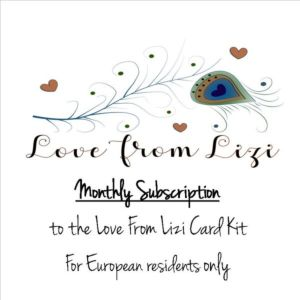 Monthly Subscription to LFL Card Kit - The EU - September Kit