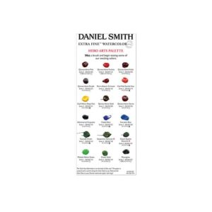 Daniel Smith Extra Fine Watercolor Palette