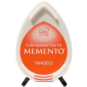 Tangelo - Memento Dew Drop Ink Pad