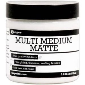 Multi Medium Matte - Ranger - 113ml