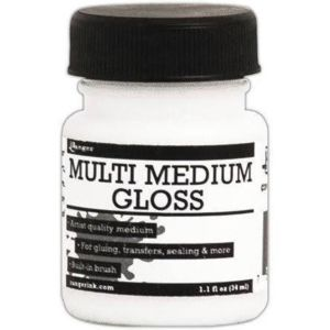 Multi Medium Gloss - Ranger - 34ml
