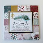 "The Magic Of Christmas 8x8"" LFL Paper Pad"