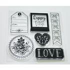 Happy Days Mini Stamp Set - February 20 Add On