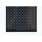 Mini Circle Peel-Off Stickers - Black