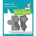 Reveal Wheel Shooting Star Add on - Lawn Cuts - Lawn Fawn